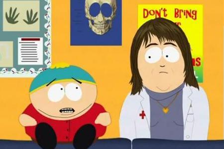 Glee & South Park take on