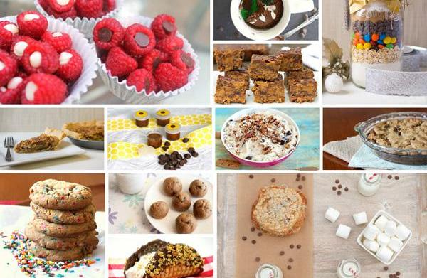 Top 13 chocolate chip recipes