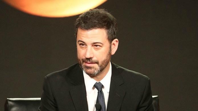 Jimmy Kimmel Begs Donald Trump to
