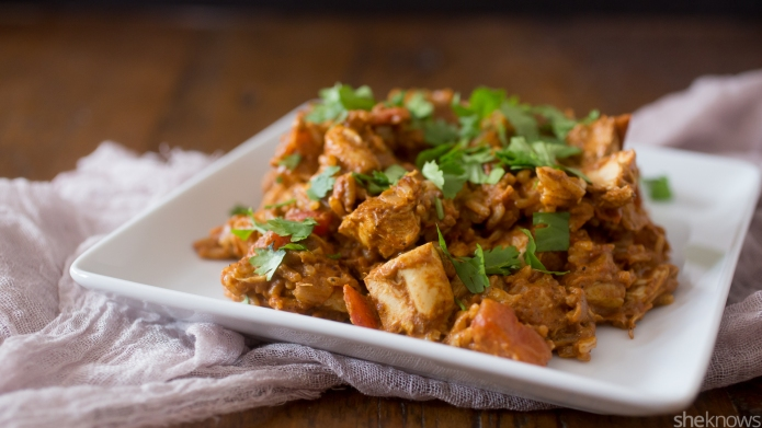 Chicken-coconut curry — the 30-minute Indian