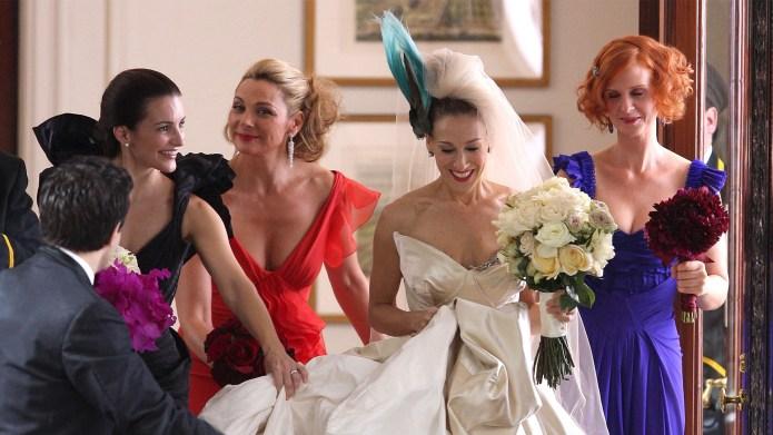 The 15 Most Memorable Weddings in
