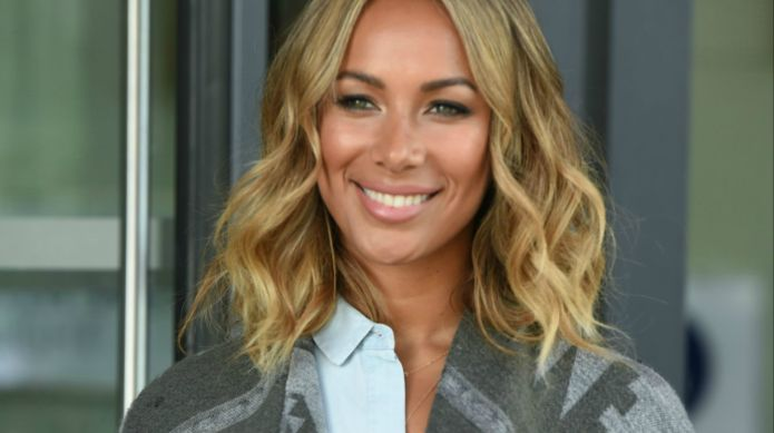 Leona Lewis using Grindr to promote