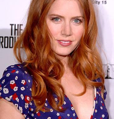 Is red the new blonde?
