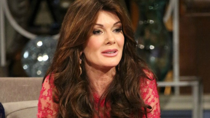 It's pretty clear Lisa Vanderpump isn't