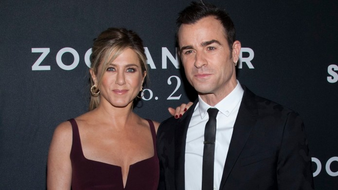 That One Time Justin Theroux (Reportedly)