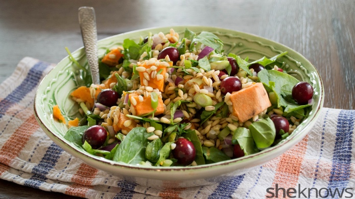 Get to know wheat berries with