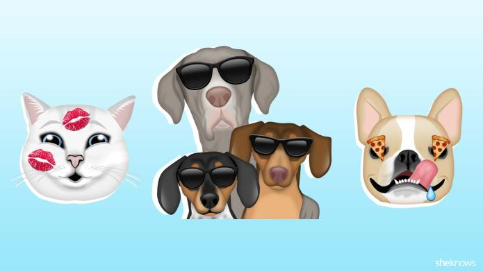PetMojis are here and yes, you