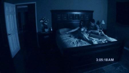 Paranormal Activity stars exclusive interview