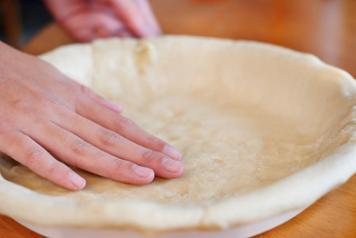 Vegan Whole Wheat Pie Crust