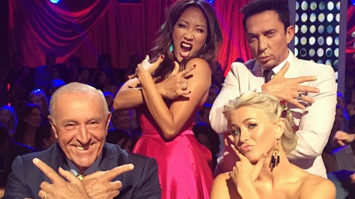 Exclusive: DWTS' Carrie Ann Inaba gives