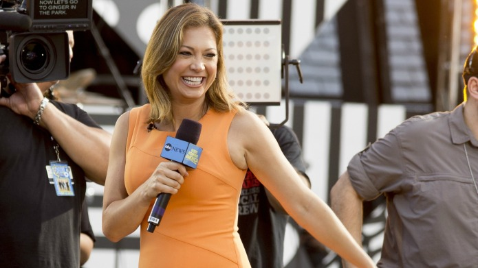 DTWS's Ginger Zee's confession about her