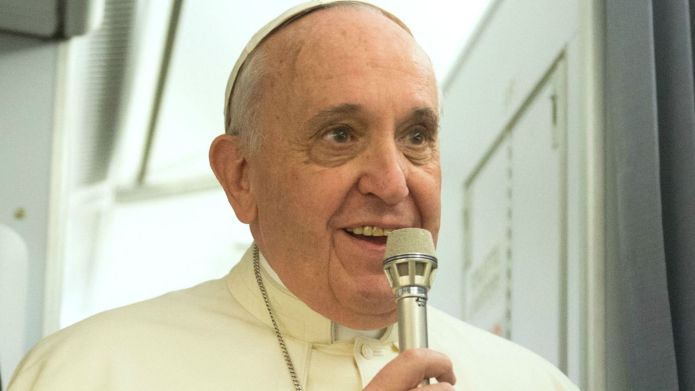 Reactions to Pope Francis' new pop-rock