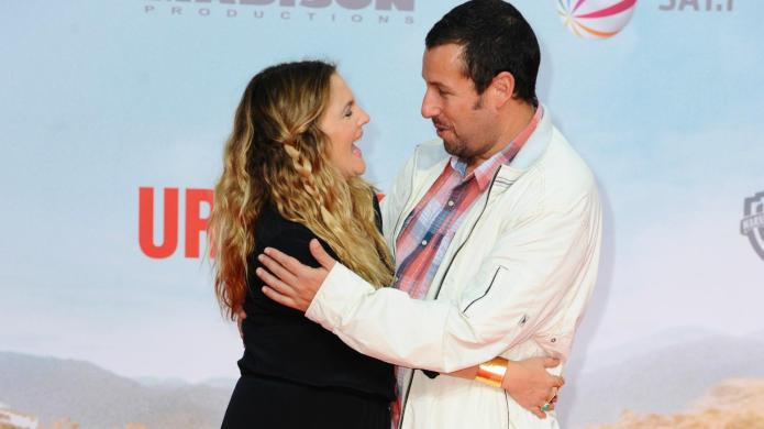 PHOTO: Drew Barrymore reveals what she