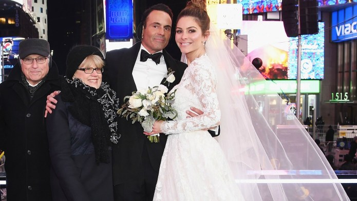 Maria Menounos Tied the Knot on