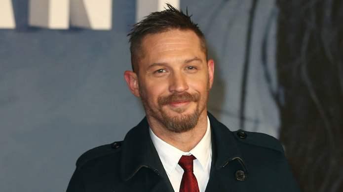 Tom Hardy Becomes Real-Life Superhero After