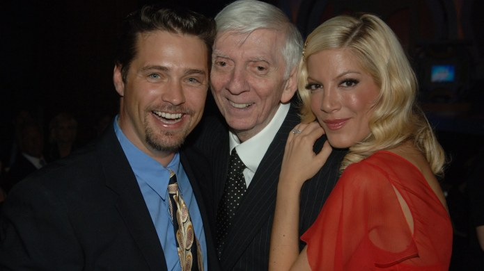 Tori Spelling Paid the Sweetest Tribute
