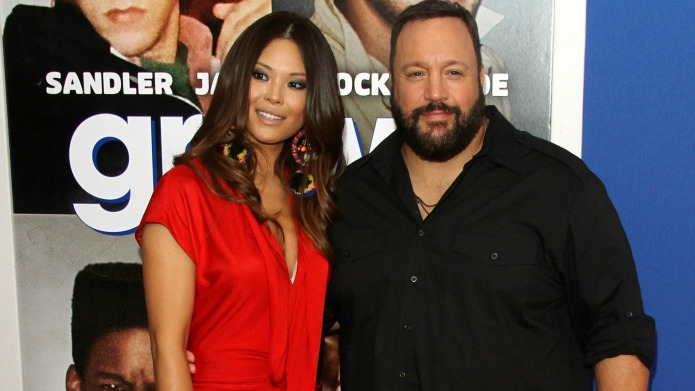 Kevin James picks awesome baby names,