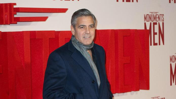 George Clooney's villa robbed by thief