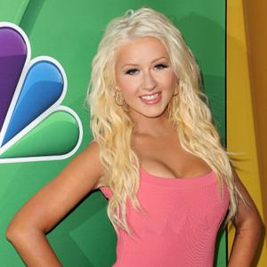 Christina Aguilera looks super-skinny on The