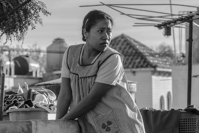 Photo of Yalitza Aparicio in 'Roma'