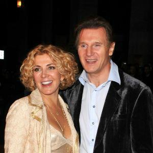 VIDEO: Liam Neeson still can't believe