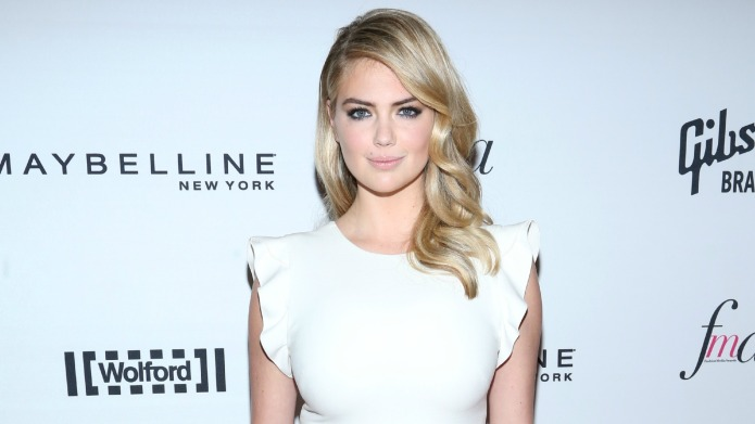 Kate Upton never wanted anyone to