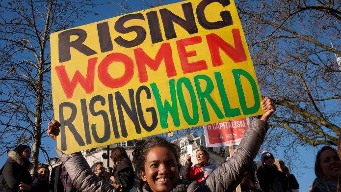 'Feminism' Is Merriam-Webster's Word of the