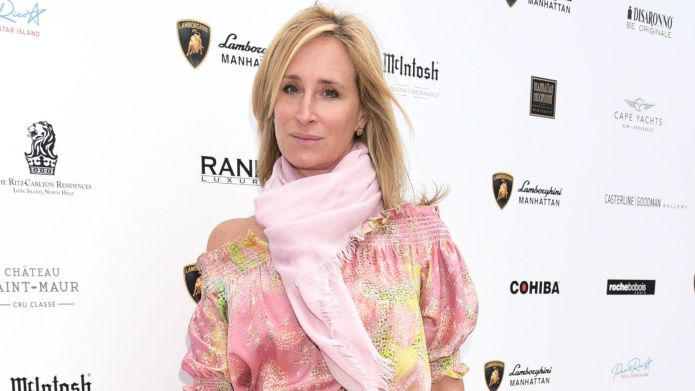 RHONY's Sonja Morgan responds to alcoholism