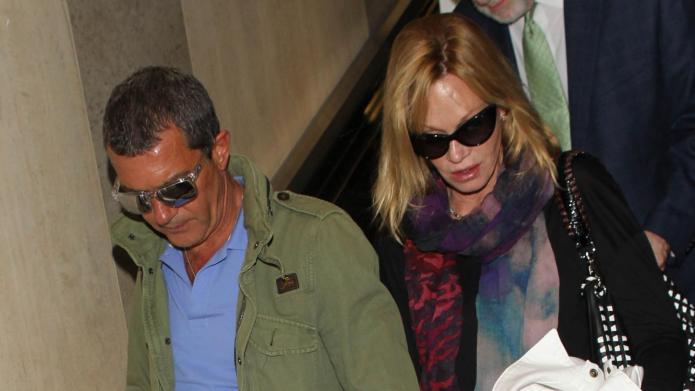 Melanie Griffith, Antonio Banderas had ongoing