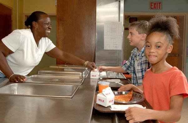 What's wrong with school meals?