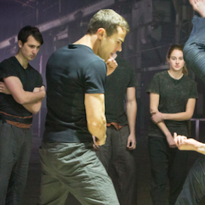 INTERVIEW: The cast of Divergent tells