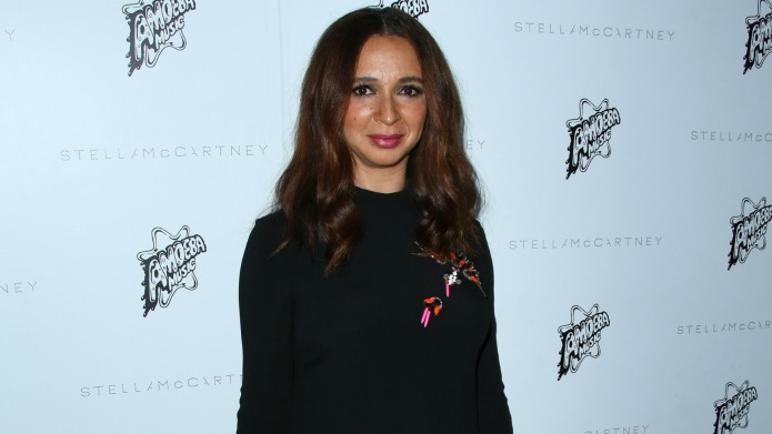 Maya Rudolph breaks down after learning