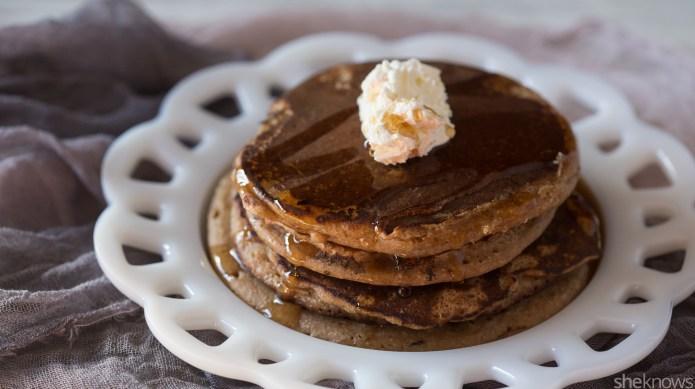 Copycat IHOP Grain 'N Nut pancakes