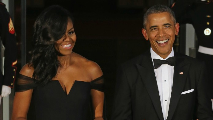 Barack Obama Gave Michelle the Perfect
