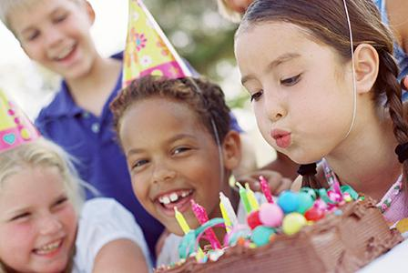 Hottest new birthday party trends for