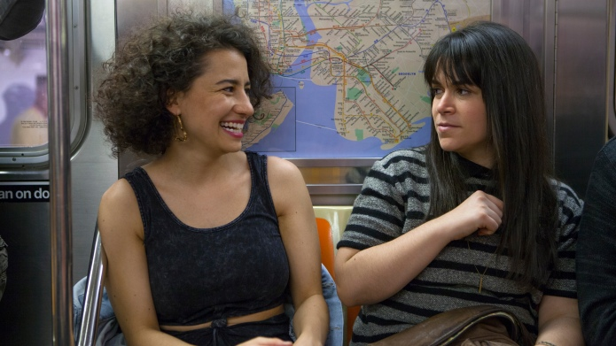 The Broad City response to being