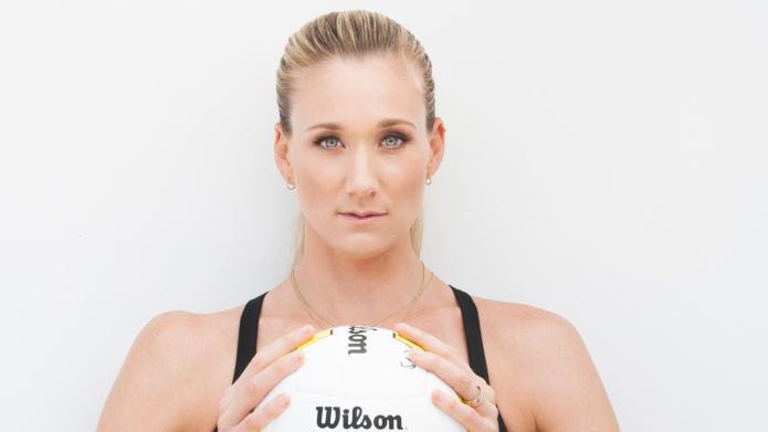 Olympian Kerri Walsh Jennings has a