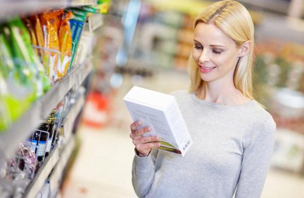 Understanding nutrition facts on food labels