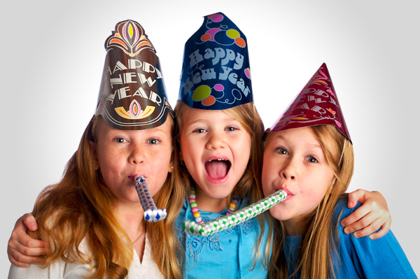 5 Kid-friendly New Year's celebration ideas – SheKnows