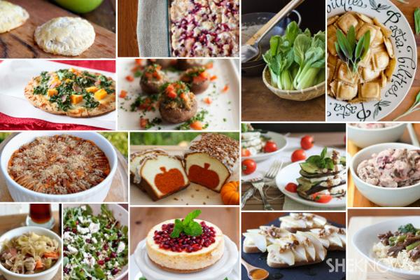 Seasonal fall food guide | SheKnows.com