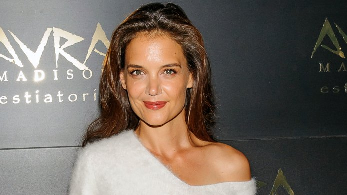 The timing of Katie Holmes &