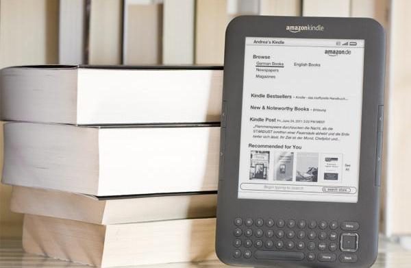 Kindle launches textbook rentals