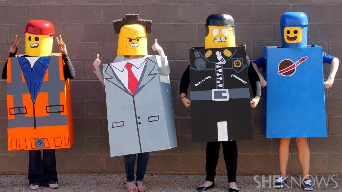 Everything is awesome about these DIY