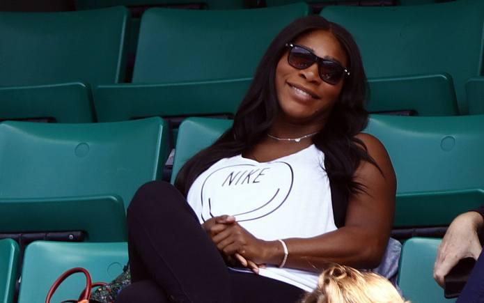 Serena Williams Threw the Cutest Throwback