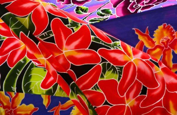 Flirty floral fashions