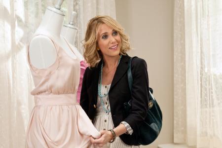 Visiting Kristen Wiig on the Bridesmaids