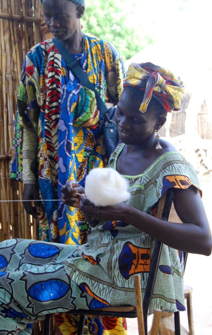 Liberating artisans internationally: Part I