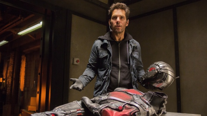 Marvel's Ant-Man..Scott Lang/Ant-Man (Paul Rudd)..Photo Credit: