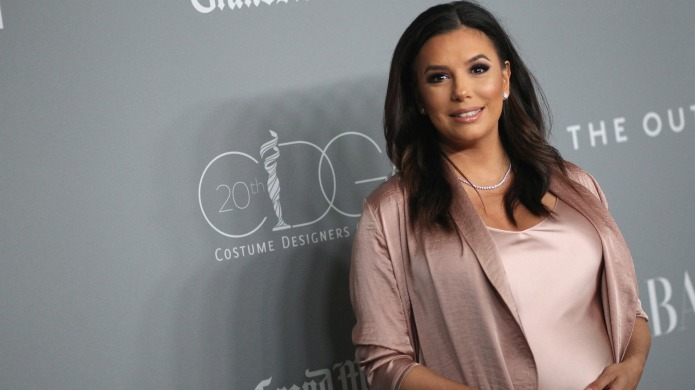 Eva Longoria Shows Off Her Sweet
