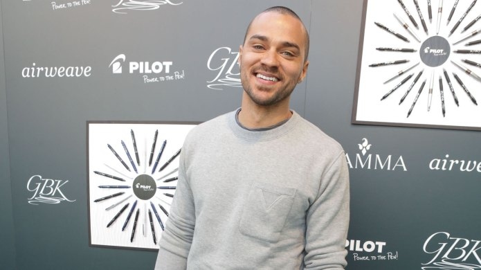 Jesse Williams Is Dating Again &